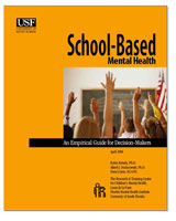 Cover of School-Based Mental Health